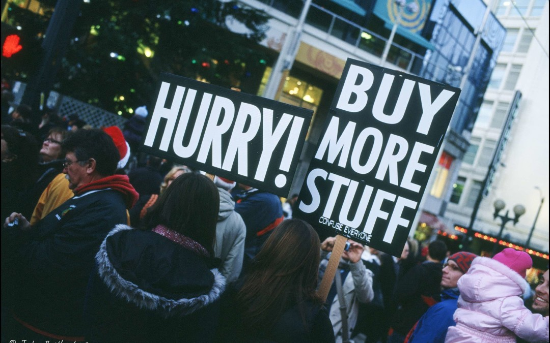 Big Data And Black Friday