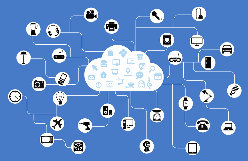 The Internet of Things Is Happening Now