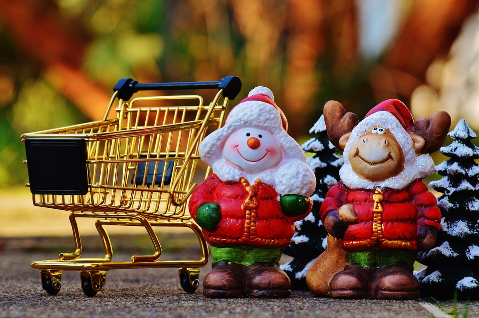 Holiday Shopping With Big Data