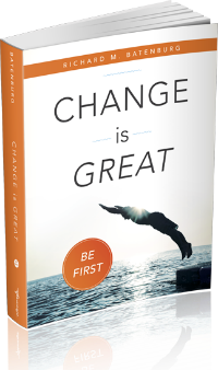 Change Is Great Be First Free Book