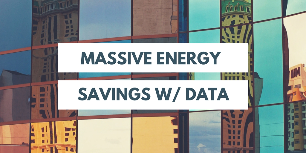 Going Green and Saving Green: Massive Energy Savings For Buildings