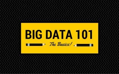 Understanding the Basics of Big Data